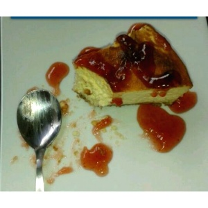 Cheesecake con agrass