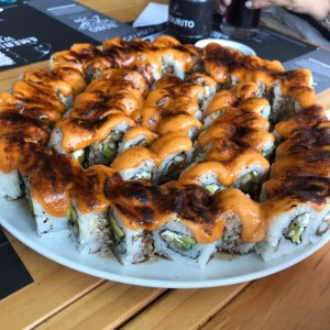 cucharita roll