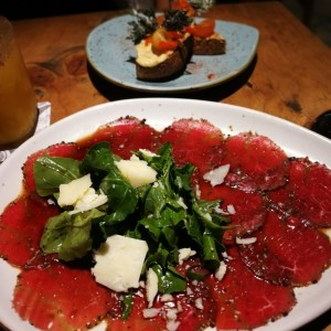 carpaccio do man