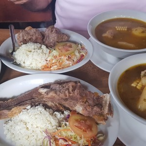 Sancocho de Res y de Cola
