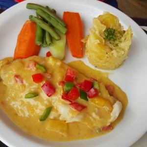 Filete de lenguado