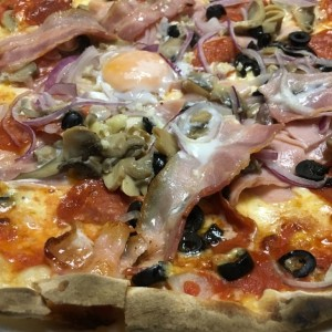 Pizza Etrusco