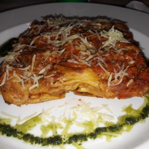 lasagna traditional