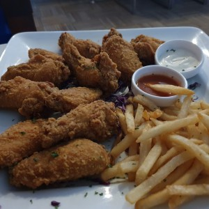 Búfalo wings
