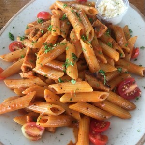 chicken penne rose