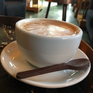 CAFES - Hot Chocolate