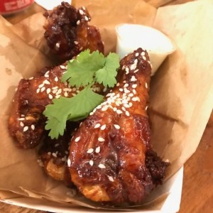 Chili Sweet Wings