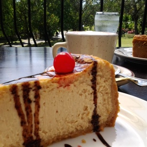 Cheesecake de Bailey's