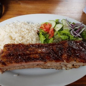 costillas de puerco
