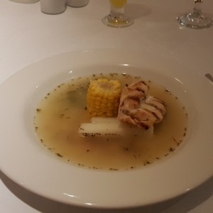 Sancocho Desconstruido