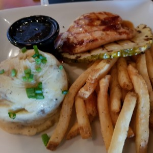 Tennessee Grill - Tennesse Chicken