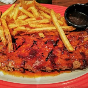 Tennessee Grill - Tennesse Glazed Ribs