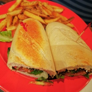 Sandwiches - Grilled Steak Sandwich