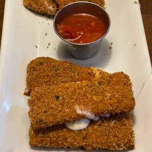 Appetizers - Fried Mozzarella