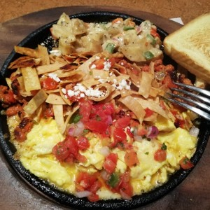 Sizzling - Migas