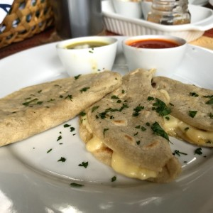 Tortillas con queso Chancol