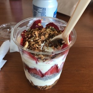 Desayunos - Perfect Parfait