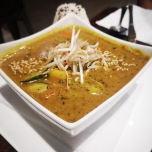 Curry Amarillo