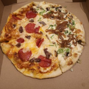 Pizzas - Funghi