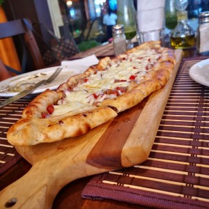 Pide de Res mixto