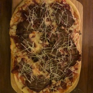 Del Horno - Caprino pizza