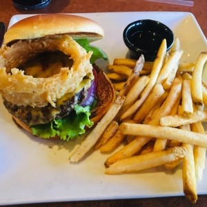 Lunch - Tennesse Burger