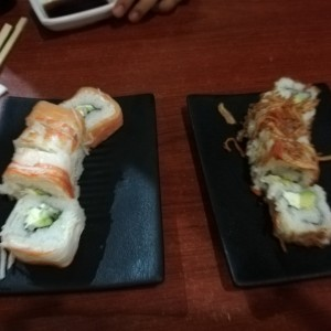 Rollos - Mr. Tempura Roll
