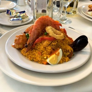 Del Mar - Mini Paella