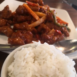 Carnes - Sweet & Sour Pork