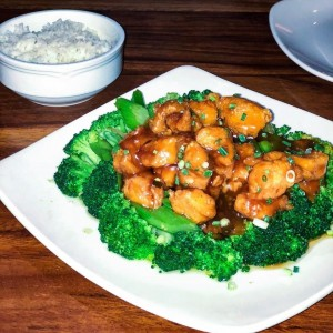 Aves - Orange Chicken