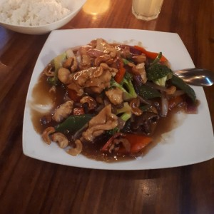 Aves - Cashew Chicken