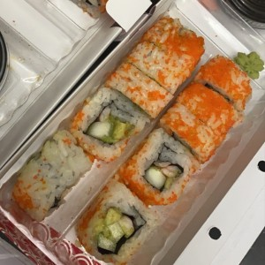Califoenia roll