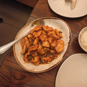 POLLO - Changs Spicy Chicken