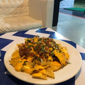 The Share - Pulled Pork Nachos