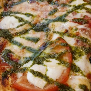 pizza caprece