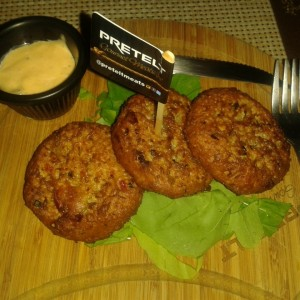 Apalaches Crab Cakes