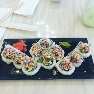 ceviche roll by me