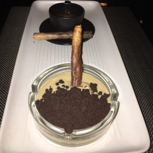 Postres - Coffee and Cigar