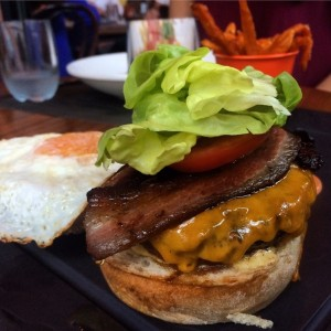 Classic Bacon Cheeseburguer
