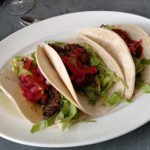 brunch mexicano - tacos