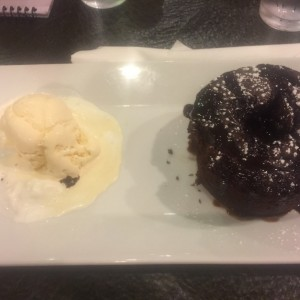 Desserts - Double chocolate cake