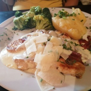 Asiago Bacon Chicken