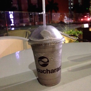 Frappe cookies and cream