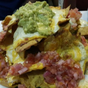 Nachos The Corner 76 Grandes
