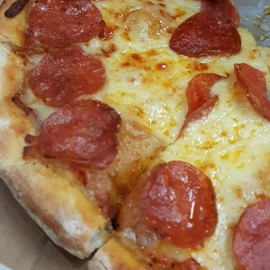 pizza de pepperoni