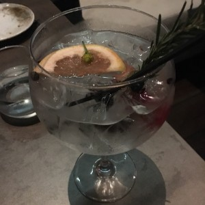 cocktail de Gin