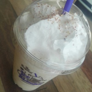 horchata ice blended
