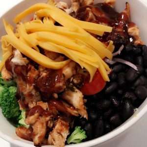 BBQ Chicken Bowl??