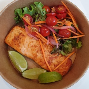 Bowls - Roasted Salmon Bowl