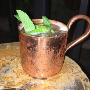 Moscow Mule 1866